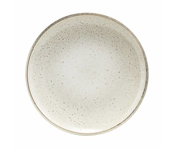 House Doctor Lake lunch plate gray Ø21,4cm