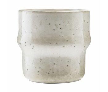 House Doctor Lake mug gray Ø8,3x8,3cm