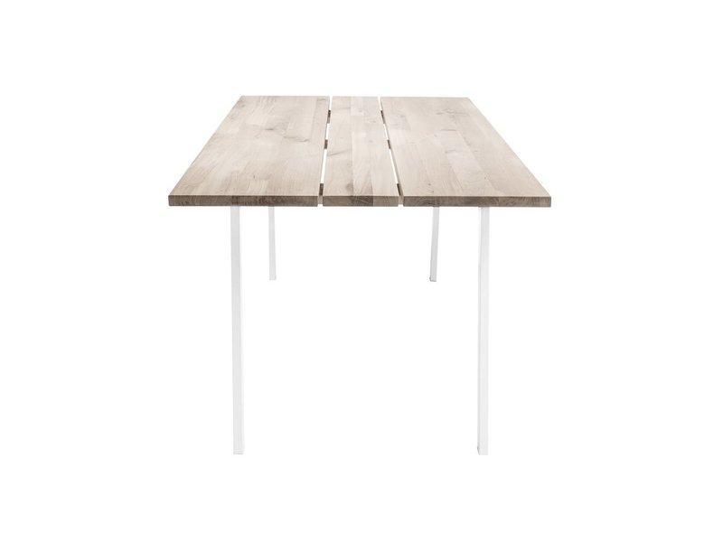 Bloomingville Cozy tafel eiken 200x95x75cm