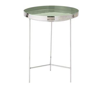 Bloomingville Table Plateau Ø40x50cm vert