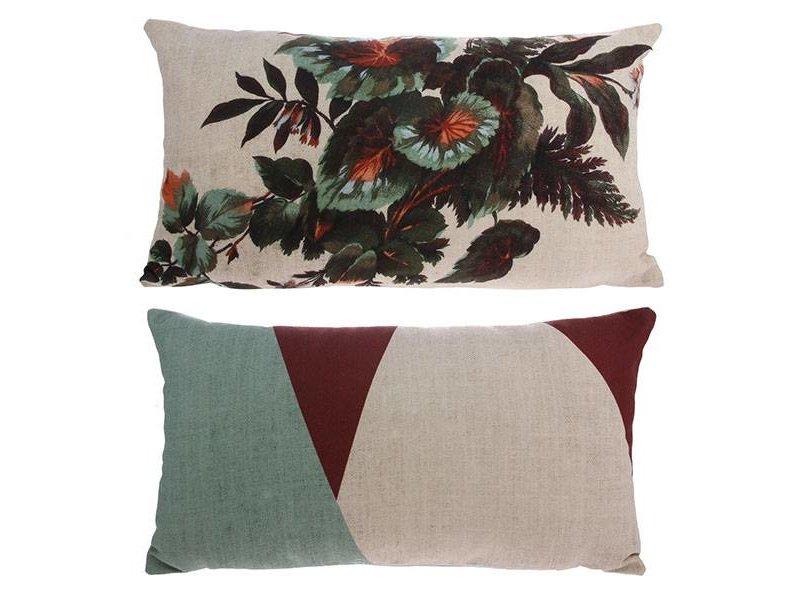 Hk living cushion kyoto print living and co.