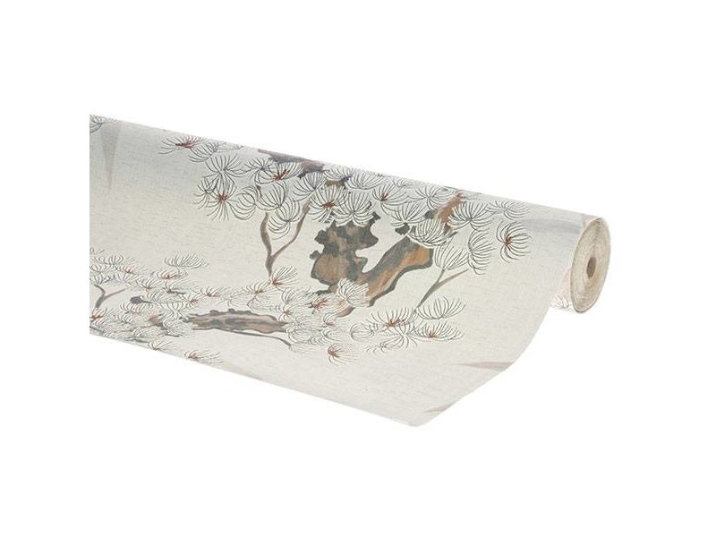 HK-Living Behang cherry tree 0,53x10,05m
