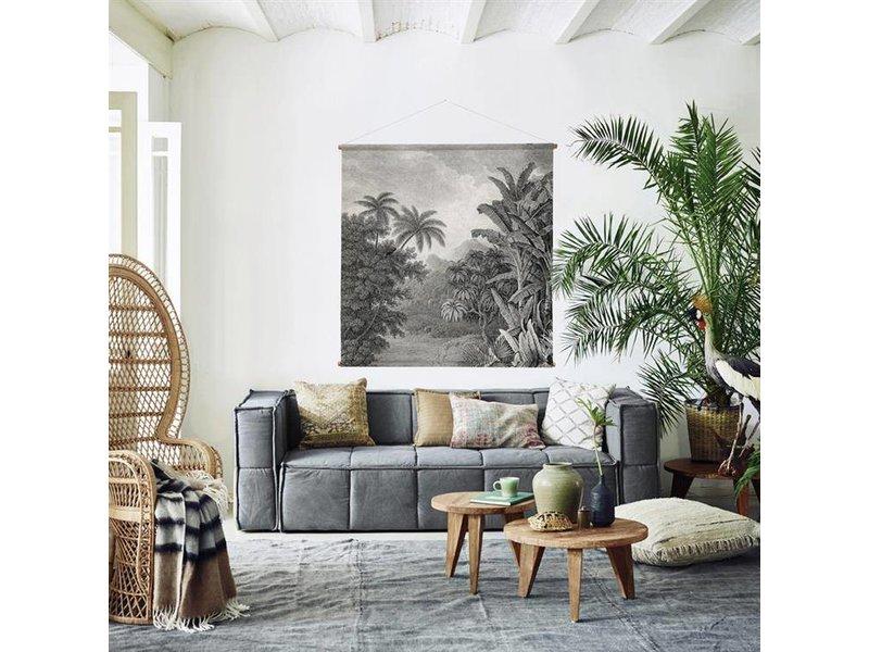 HK-Living Jungle plakat 154x154cm