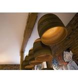 Graypants Bell16 vedhæng lys brun pap Ø38x40cm