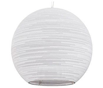 Graypants Arcturus hanging lamp white cardboard Ø163x163cm