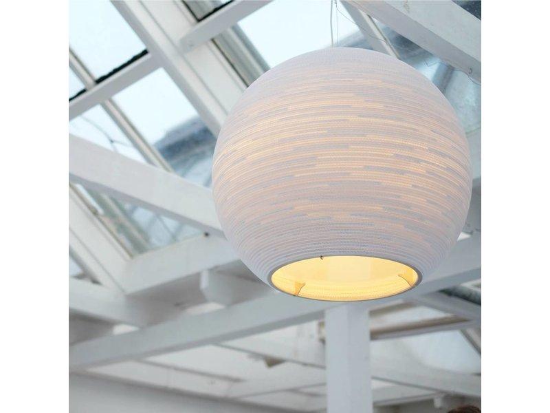 Graypants Sun32 lampe hvidt pap Ø81x75cm