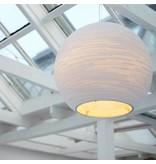 Graypants Sun48 hanglamp wit karton Ø128x108cm