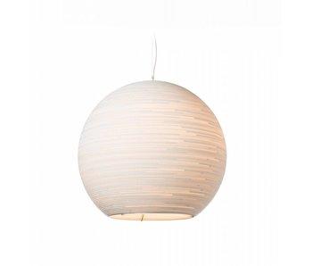 Graypants Sun48 lampe hvidt pap Ø128x108cm