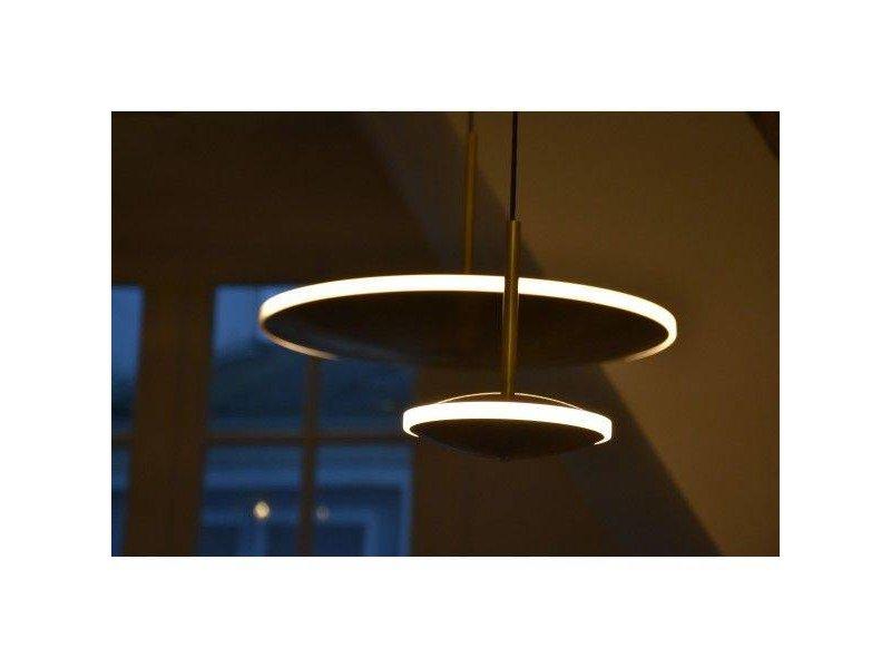 Graypants Dish6h lampe messing Ø14x18cm
