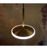Graypants Dish6h hanglamp messing Ø14x18cm