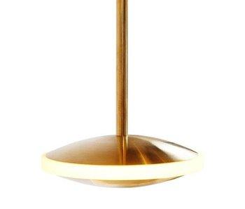 Graypants lampe Dish6h laiton Ø14x18cm