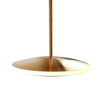 Graypants Dish10h hanging lamp brass Ø24x23cm