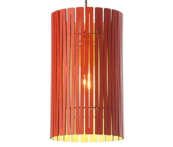 Graypants P2 lampe à lave Ø18x32cm