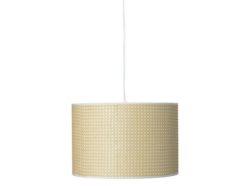 Bloomingville Hanglamp bamboe Ø45xH30 cm