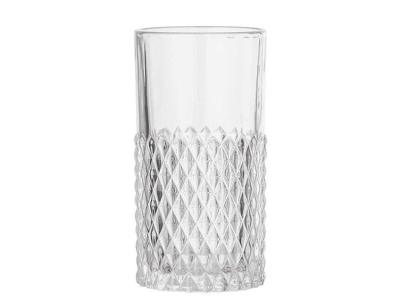 Bloomingville Trinkglas Ø7x14 cm
