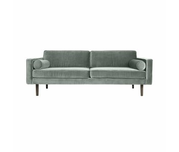 Broste Copenhagen Wind sofa green