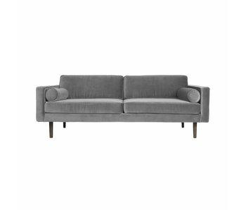Broste Copenhagen Wind sofa gray