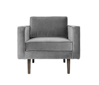 Broste Copenhagen Viento sillón gris