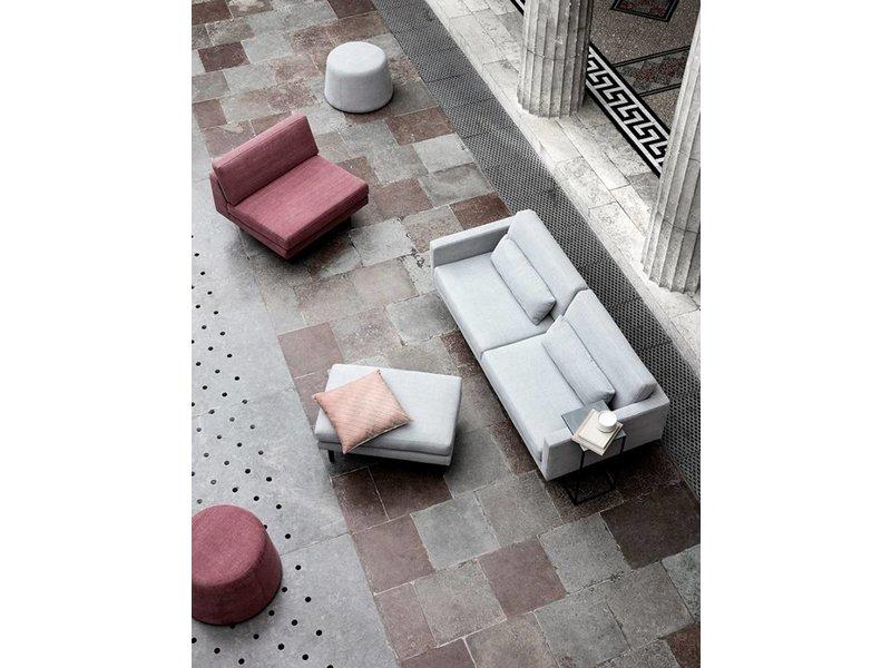 Broste Copenhagen Air fauteuil grijs