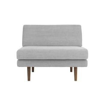 Broste Copenhagen Air armchair gray