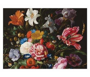 KEK Amsterdam Golden Age Flowers 6 Blumentapete