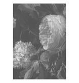 KEK Amsterdam Black & White Flowers behang