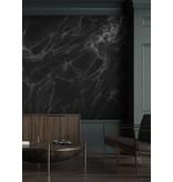 KEK Amsterdam Marmor tapet sort grå