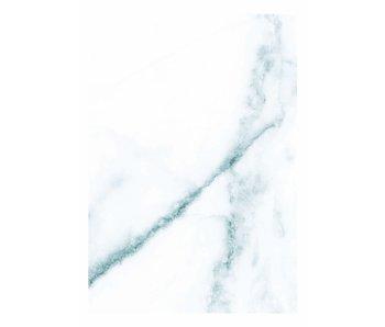 KEK Amsterdam Marble wallpaper white blue