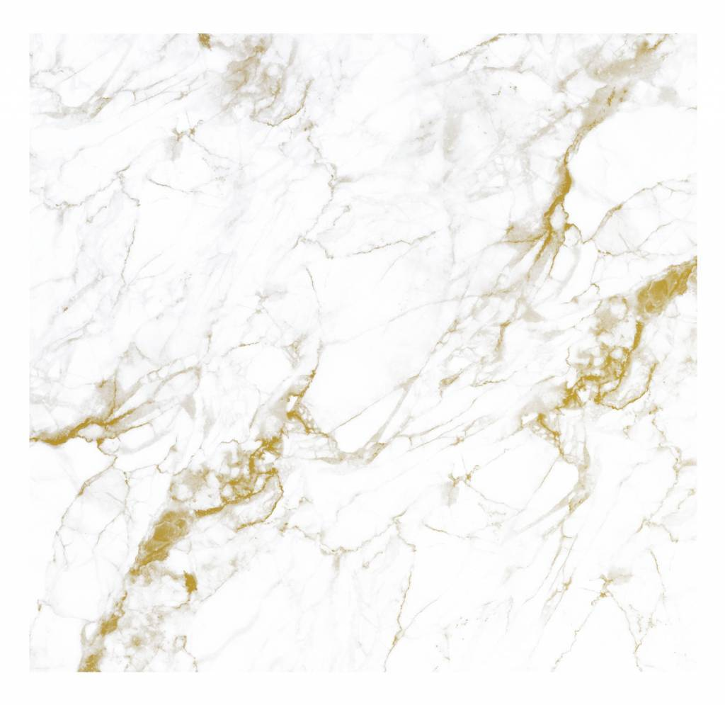 KEK Amsterdam Marble Wallpaper White Gold