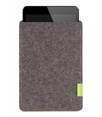 Apple iPad Sleeve Grau