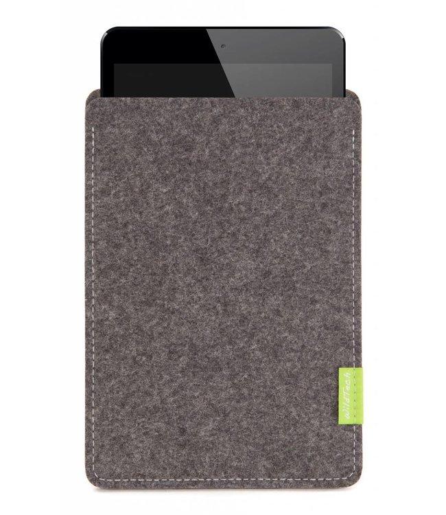 Apple iPad Sleeve Grau