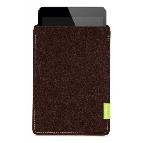 Apple iPad Sleeve Truffle-Brown