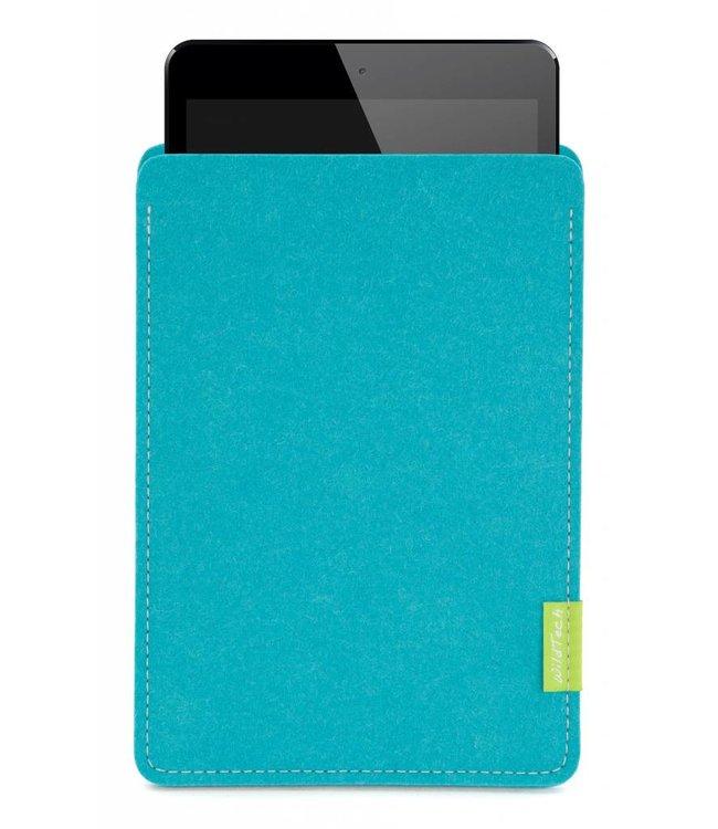 Apple iPad Sleeve Turquoise