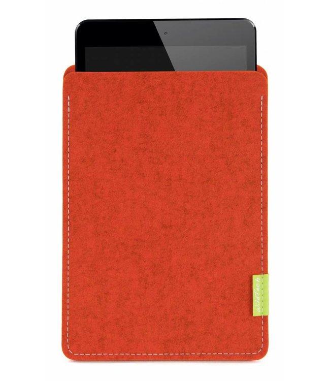 Apple iPad Sleeve Rust