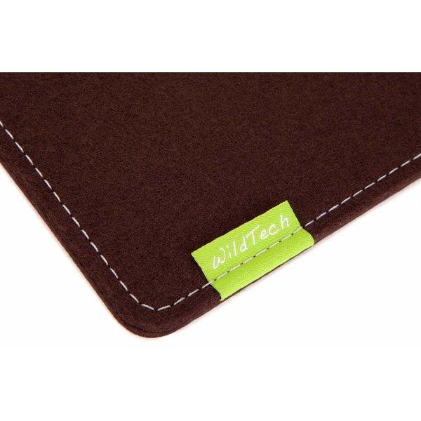 HTC One/Desire Sleeve Dark-Brown
