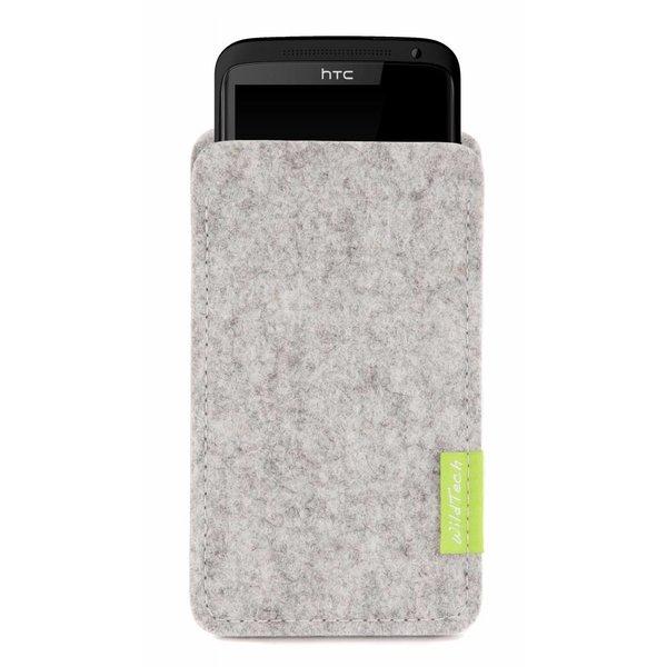HTC One/Desire Sleeve Light-Grey