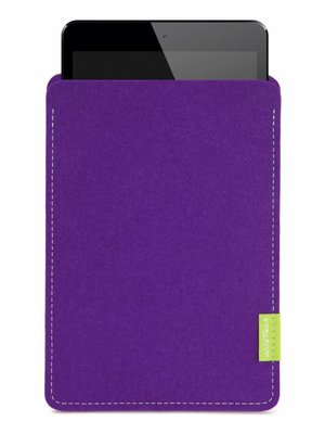 Apple iPad Sleeve Purple
