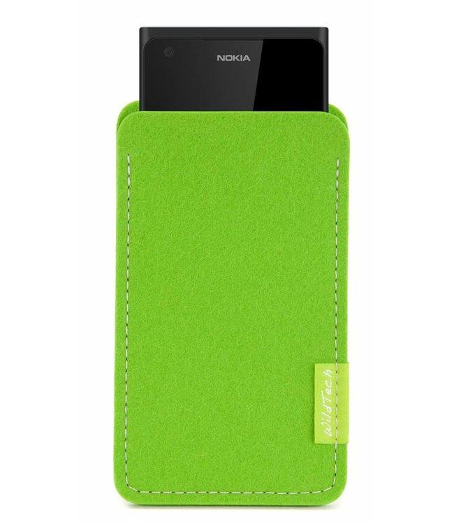 Nokia Sleeve Maigrün