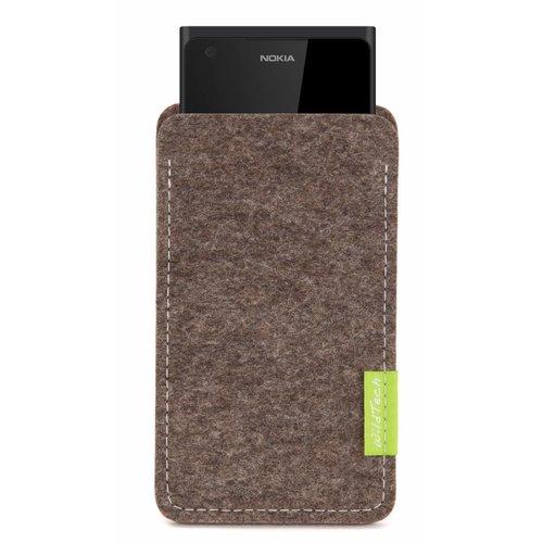 Lumia Sleeve Nature-Flecked