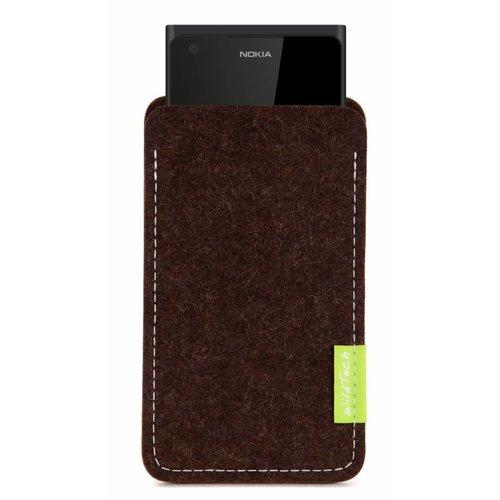Nokia Lumia Sleeve Truffle-Brown