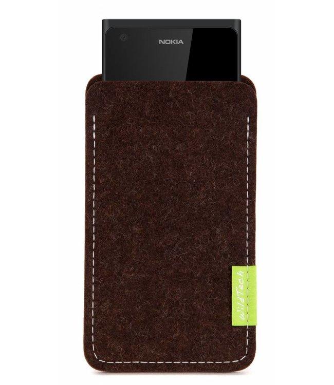 Nokia Sleeve Truffle-Brown