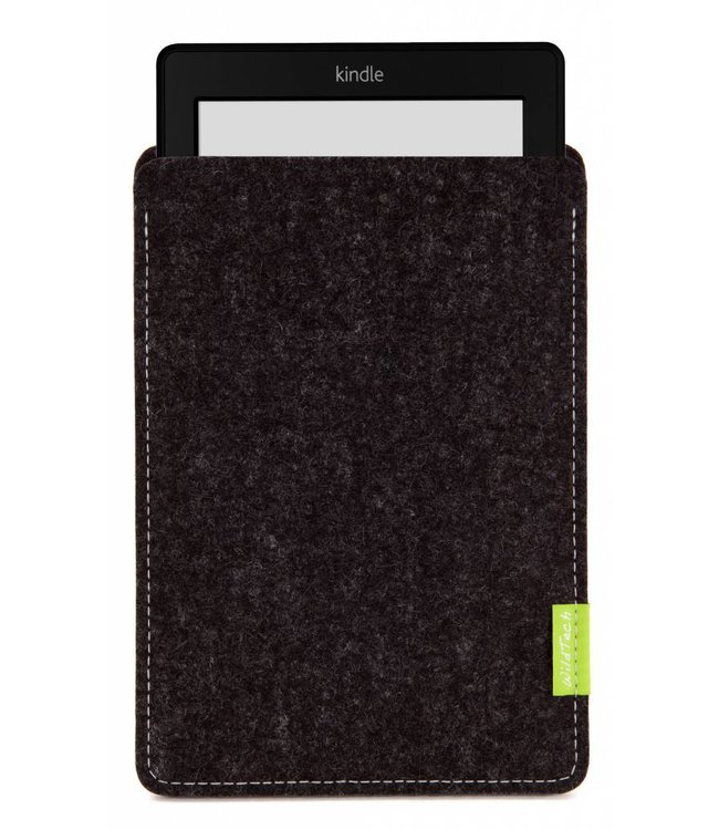 Amazon Kindle Sleeve Anthrazit
