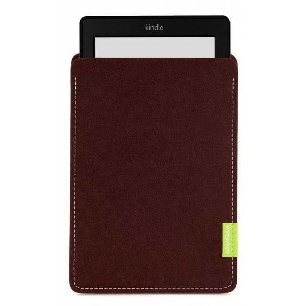 Amazon Kindle Sleeve Dark-Brown