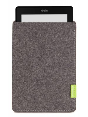 Amazon Kindle Sleeve Grey