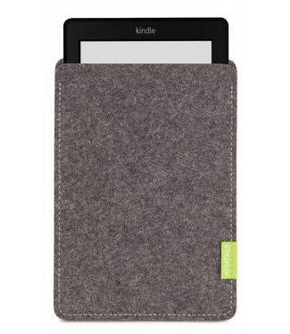 Amazon Kindle Sleeve Grau