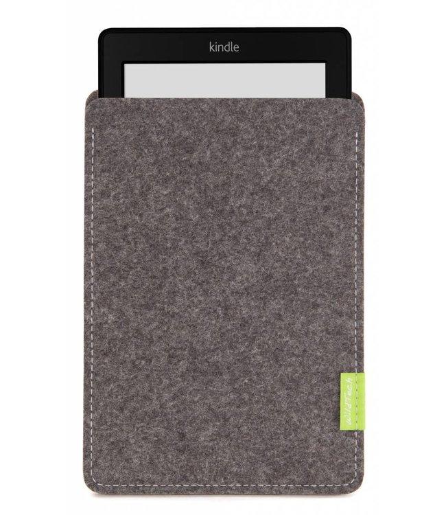Amazon Kindle Sleeve Grau
