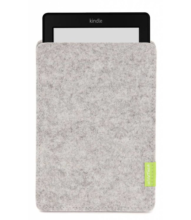 Amazon Kindle Sleeve Light-Grey