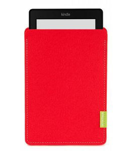 Amazon Kindle Sleeve Bright-Red