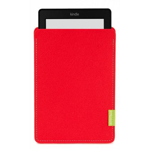 Amazon Kindle Sleeve Bright-Red