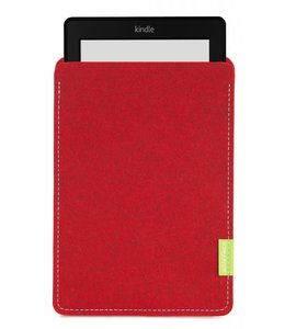 Amazon Kindle Sleeve Kirschrot
